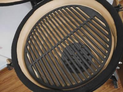 JUSTUS Keramikgrill Black J'Egg XL