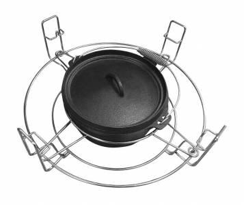 Set Schmortopf und Halterung für Black JEgg XL