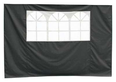Seitenteil mit Fenster für JUSTUS Partyzelt